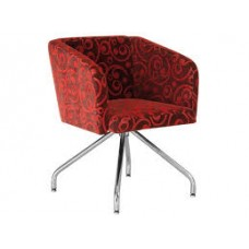 Кресло HELLO (Хеллоу) 4S chrome