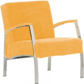 Кресло INCANTO (Инканто) chrome S с мягкими накладками