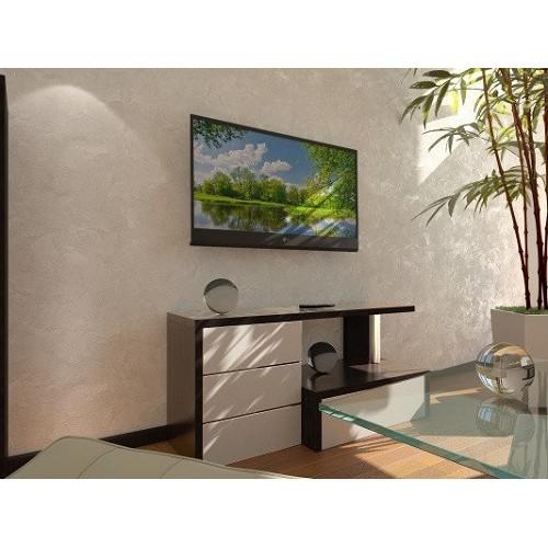 Купить Тумба TV-line 12 1260х350х600h МДФ венге