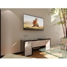Тумба TV-line 10 1260х350х530h МДФ венге