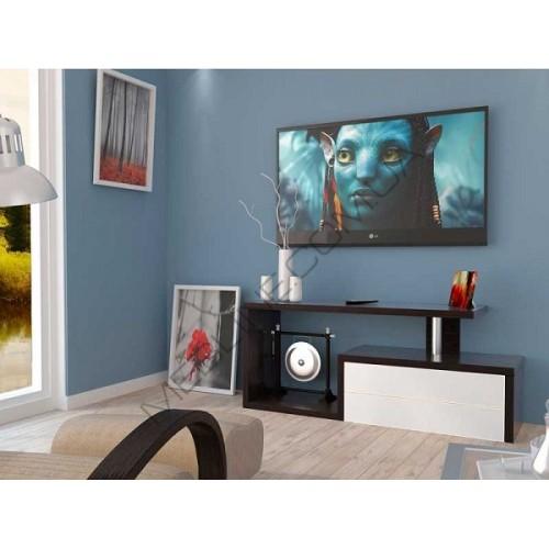 Купить Тумба TV-line 2 1260х350х530h МДФ венге