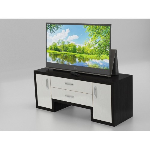 Купить Тумба TV-line 1 size 1260х350х530h МДФ venge