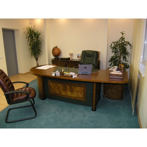 Купить Комплект мебели Капитал (Capital) зеленый