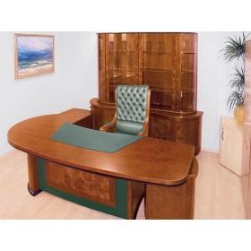 Стол руководителя Капитал (Capital), 2600х1000х760