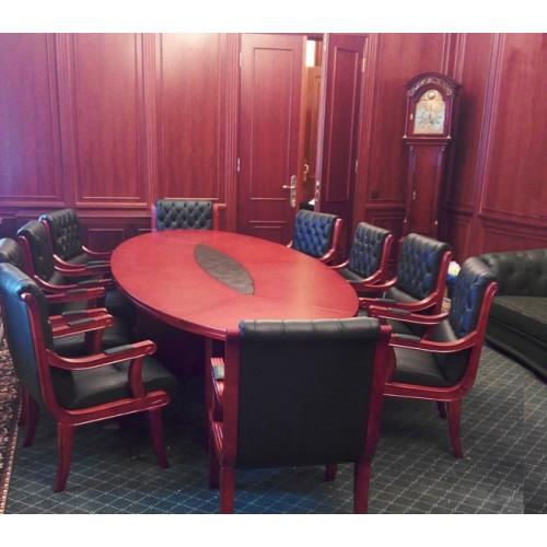 Купить Стол конференционный Антарес (Antares) FT, 3500х1400х760