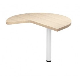 Стол приставной Флекс Ф302, 1080x995x750