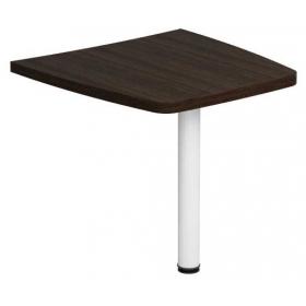 Стол приставной Флекс Ф303, 800x800x750