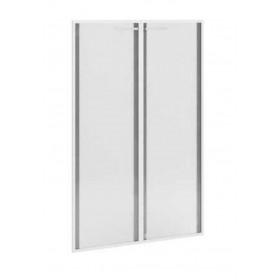 Двери Флекс стеклянные Ф802, 898x1399