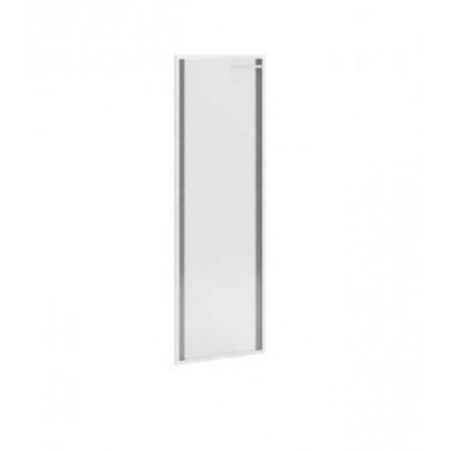 Купить Дверь Флекс стеклянная левая Ф813, 448x1399