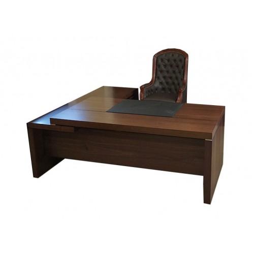 Купить Стол руководителя FREE-210, 2100х2000/1000х760