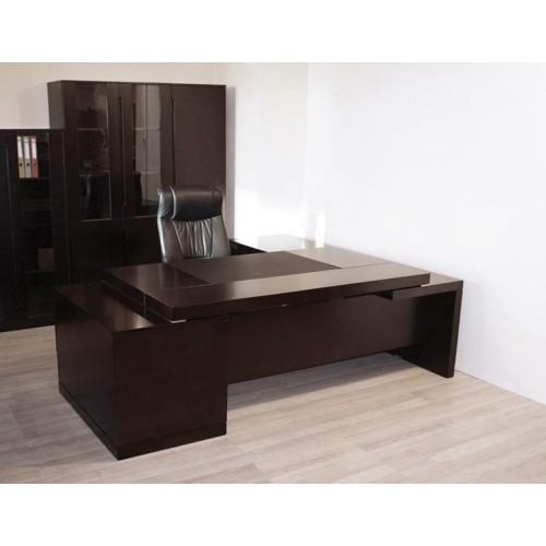 Купить Стол руководителя Грасп (Grasp) GRS-230, 2300х2000 (1000)х760