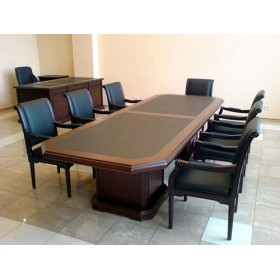 Стол конференционный Классика (Classic) YFT166, 2400х1100х760