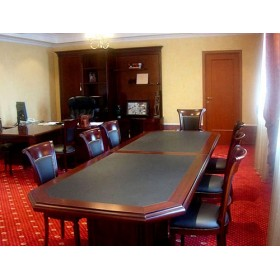 Стол конференционный Классика (Classic) YFT166, 3300х1200х760