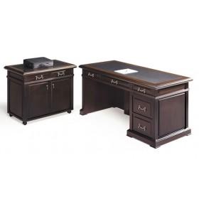 Стол с одной тумбой Классика (Classic) YDK3050, 1600х800х800