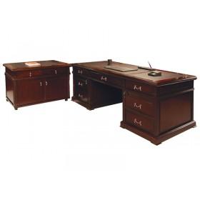 Стол с двумя тумбами Классика (Classic) YDK3050, 2100х1000х800