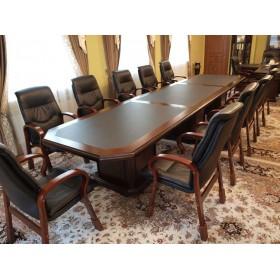 Стол конференционный со вставкой Классика (Classic) YFT166