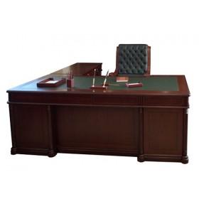 Стол руководителя Кортес (Kortes), 2100х1000х800