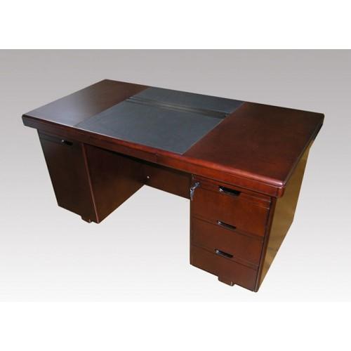Купить Стол руководителя Мукс (Muks) палисандр YDK607, 1400х700х760