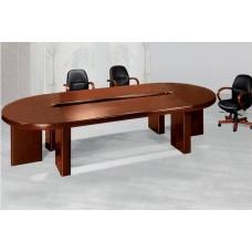 Стол конференционный Мукс (Muks) палисандр YFT106A, 3900х1800х760