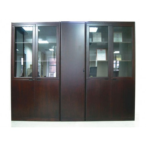 Купить Шкафы и гардероб Мукс (Muks) палисандр (YCB509А и YCB509W), 2550х420х2018