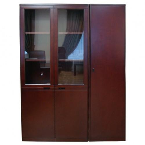Купить Шкаф и гардероб Мукс (Muks) палисандр (YCB509А и YCB509W), 1550х420х2018
