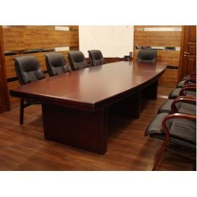 Стол конференционный Мукс (Muks) палисандр YFT103, 3000х1300х760