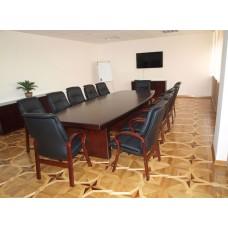 Стол конференционный Мукс (Muks) палисандр YFT103, 3500х1400х760