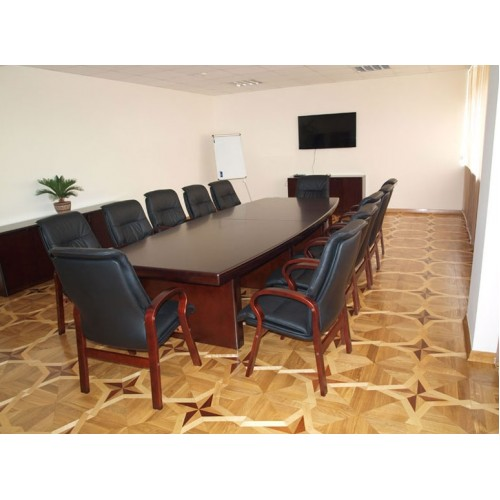 Купить Стол конференционный Мукс (Muks) палисандр YFT103, 3500х1400х760