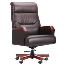 Кресло руководителя Ronald кожа