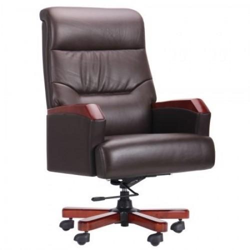 Купить Кресло руководителя Ronald кожа