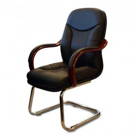 Кресло Гранд Конф Хром конференционное