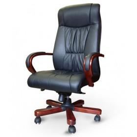 Кресло руководителя Корсика кожа