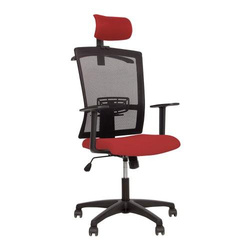 Купить Кресло STILO с сетчатой спинкой и пластиковой базой