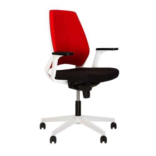 Купить Кресло для персонала 4U белая пластиковая база
