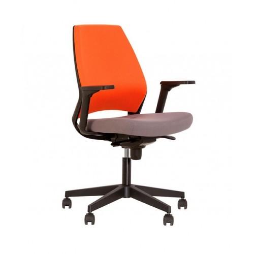 Купить Кресло для персонала 4U черная пластиковая база