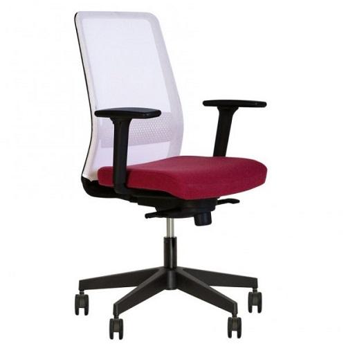 Купить Кресло для персонала FRAME R ES пластиковая база, сетчатая спинка