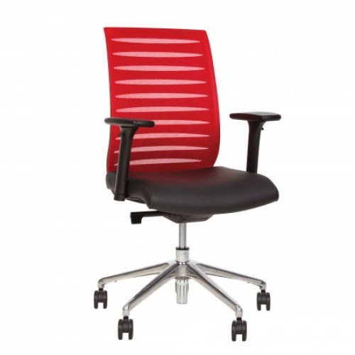 Купить Кресло для персонала Xeon алюминиевая база