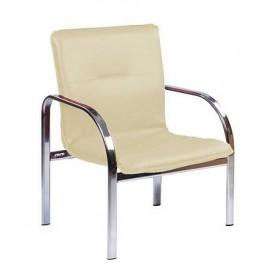 Кресло STAFF-1 chrome одноместное