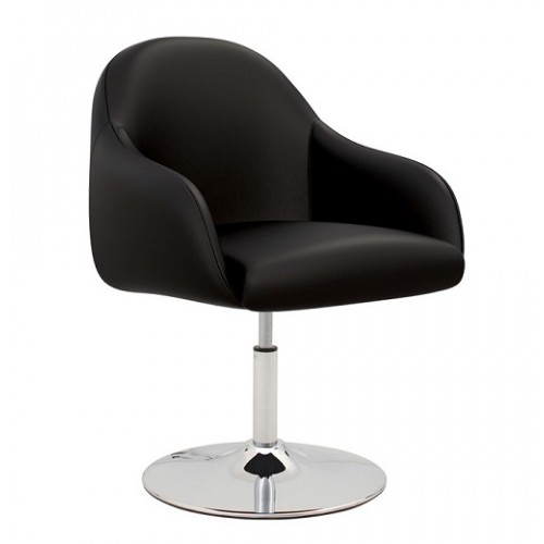 Купить Кресло WAIT 1S chrome с дисковой базой