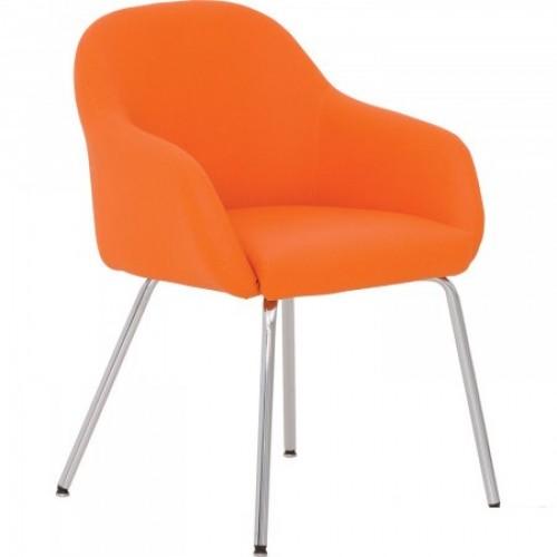Купить Кресло WAIT 4L chrome с металлической рамой