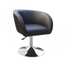 Кресло Мурат черное, экокожа