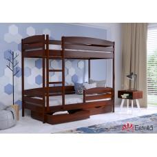Кровать Дуэт Плюс 900х2000 двухъярусная
