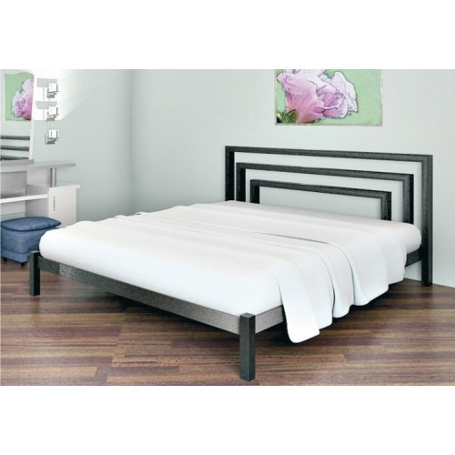 Купить Кровать металлическая Брио-1 без изножья