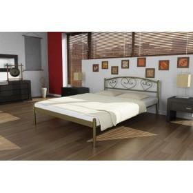 Кровать металлическая Дарина без изножья