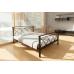 Купить Кровать металлическая Диана-2 с изножьем