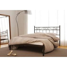 Кровать металлическая Эсмеральда 1 без изножья