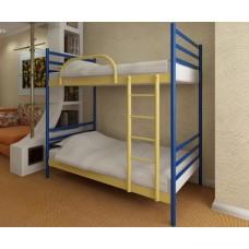 Кровать металлическая Флай-дуо двухъярусная для детей