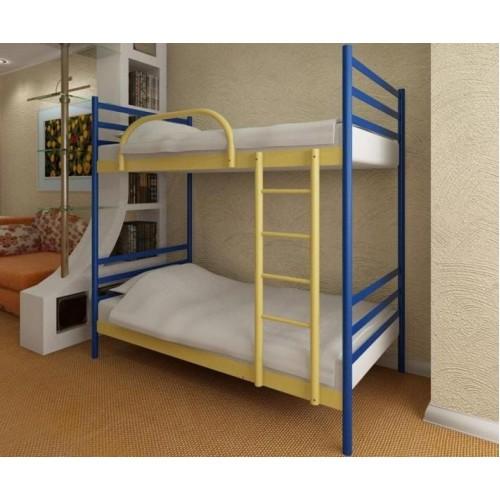 Купить Кровать металлическая Флай-дуо двухъярусная для детей