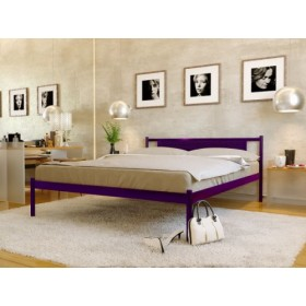 Кровать металлическая Флай Нью-1 без изножья