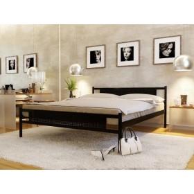 Кровать металлическая Флай Нью-2 с изножьем